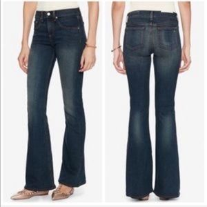 Rag & Bone Beckett bellbottom Jeans 29 flare bell